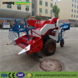 4LZ-0.7 el uso personal de la rueda de arroz y trigo Mini Harvester