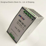 Hdr-120 단 하나 산출 산업 DIN 가로장 88-132 VAC/176-264VAC AC DC 12V 10A를 전력 공급