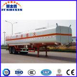 Semi-remolque del petrolero del combustible de 40 pies para la venta semi-remolque del depósito de gasolina de 40 pies
