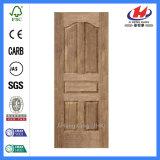 Pièce en bois de porte de cuisine de portes de placage de porte de placage de cendre