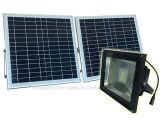 Nuevo reflector solar de 5W 6V LED con el sensor de movimiento de la hora solar del tiempo de la batería de litio 3.7V