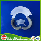 Intalox plástico sela o anel como enchimentos químicos