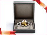 De Dozen van Pu voor de Dozen van de Verpakking van de Juwelen van de Manier van Juwelen