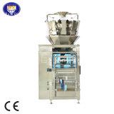 Máquina hechura/relleno/soldadura vertical automática del acondicionamiento de los alimentos de China