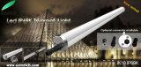 Nuevo diseño del conector de doble cara IP69K 1200mm 40W LED circular Tri-Proof luz lineal con 120lm/W