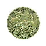 Manufaktur-Produktions-kundenspezifische Gold-und Silber-Metallmünzen