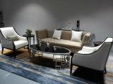 現代ソファーが付いているホテルの家具は居間(HL-X-4-1)のためにセットした