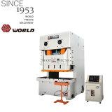 La máquina-herramienta JH25 250t prensa eléctrica Punzonadora metálica de acero inoxidable