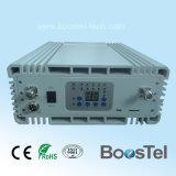 GSM 850MHz & DCS 1800MHz & ripetitore triplice del segnale della fascia di UMTS 2100MHz