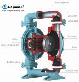 Luft-Membranpumpe-pneumatische doppelte Membranpumpe-Membranwasser-Pumpe