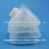 Frascos de 1 Cubitainer da amostragem da água do quarto