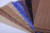 Non strato 1*1mm della maglia della vetroresina del bastone PTFE per la stuoia della griglia del BBQ