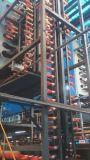Перчатки из латекса производства Linenitrile бумагоделательной машины вещевого ящика