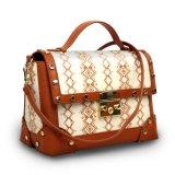 Borsa comoda molle di cuoio Premium della signora Bag Fashion Shoulder Brand per lavoro, acquistante