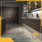 Grain du bois de chêne papier décoratif pour l'étage en Chine
