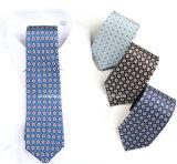Cravate belle de soie d'hommes de logo fait sur commande