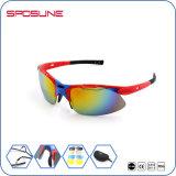 Elegante irrompible Drop Shipping Multicolor Ciclismo gafas polarizadas lente Anti arañazos bicicleta Moto gafas de sol