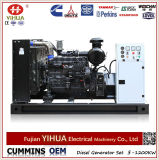 Diesel van de Macht van de Motor van Shangchai Open Elektrische Generator (72.5-900kVA/58-720kW)