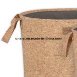 Le pliage des vêtements sales panier de stockage Bin avec des poignées de sac à linge