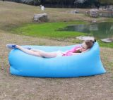 Sofá inflável da sala de estar do ar do sono para atividades ao ar livre