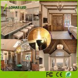 Luz vendedora caliente de la vela de 3W 6W 7W E12 E14 E27 Dimmable LED para las lámparas del cristal del ventilador de techo