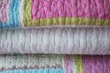 Kundenspezifische vorgewaschene haltbare bequeme Bettwäsche steppte die Bettdecke der Bettdecke-1-Piece, die für 78 eingestellt wurde