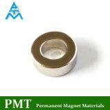 N35 Permanente Magneet van de Ring van D15xd8X5 de Kleine met het Materiaal van het Neodymium