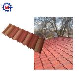 Отличные характеристики гофрированный кровельных листов металла Milano тип миниатюры на крыше