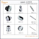 円形の管の高品質のシャワーのドアの一定の標準アプリケーションフォーシャン(A005)
