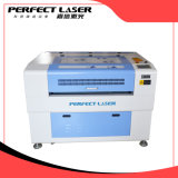 2 Jahre Garantie hölzerne Acryl-CO2 Laser-Stich-Ausschnitt-Maschinen-