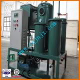 大きい水によって取除かれるエンジンオイルの排水の精製所装置