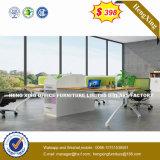 Mobília de escritório do MDF de 4 assentos (UL-NM099)