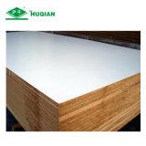 6mm mobiliario escolar en relieve los paneles de MDF melamina madera veteada