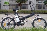 Bicicleta elétrica de dobramento direta do Ce 250W da fábrica barata do preço