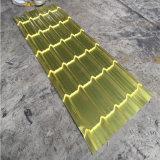 Hoja de acero resistente del ácido y del álcali para el material de material para techos