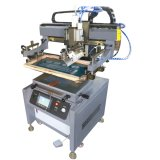 China automática de alta precisión maquinaria de impresión serigrafía plana