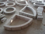 De Steen van de Rand van het graniet voor Tuin, Landschap, het Bedekken, Cobble, Kerbstone, Basalt