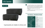 10inch línea de gran alcance dual altavoz del profesional del altavoz Ds210 del arsenal