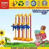 Punto di vendita caldo per i giocattoli di plastica di puzzle di formazione 3D del PVC