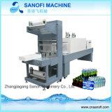 La estabilidad de la botella automática Máquina de embalaje retráctil