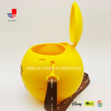 Brinquedo do plástico do recipiente da cubeta da pipoca da injeção do ABS