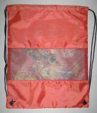 Ginnastica personalizzata che nuota il sacchetto impermeabile dello zaino del Drawstring