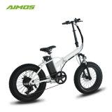 250W 36V 20'' de aleación de aluminio sin escobillas bicicleta eléctrica plegable chino
