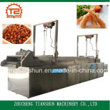 Chips chauds de pommes chips de vente et pommes frites surgelées faisant frire la machine