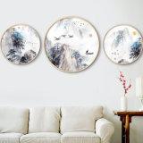 Maschera personalizzata della decorazione di arte della parete della pittura a olio di HD