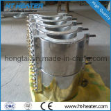 Htシス形の電気鋳造物の発熱体