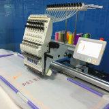 ヘッド12か15カラー但馬の単一刺繍は大きい平たい箱を機械で造る