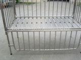 Thr-CB12 Stainless-Steel bon marché à plat les enfants lit médical