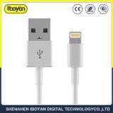 accessorio del telefono mobile del cavo del lampo del caricatore di dati del USB di 100cm