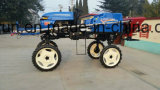 Rociador de la potencia, rociador agrícola del auge del mecanismo impulsor de las ruedas del rociador 4
